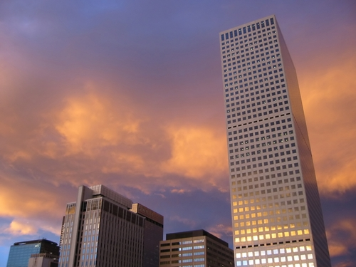Denver can help Colorado improve its position in the national business ranks.